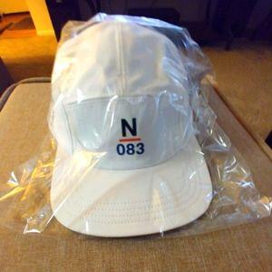 Classic Nautica White Hat